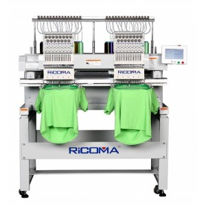 RICOMA RCM-1202C-H 12-NEEDLE 2-HEAD